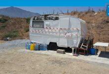 Photo of Kamusal alanda tespit edilen karavan ve çadırlar zabıta ekipleri tarafından kaldırıldı