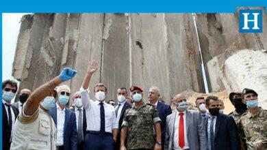 """Photo of """"Lübnan, Fransız mandası altına girsin"""""""