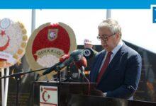 Photo of Akıncı, Erenköy Direnişi'nin yıdönümü'nde Erenköy Şehitliğinde konuştu