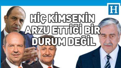 Photo of Akıncı'dan hükümete eleştiri: Talebime tam olarak uyulmadı