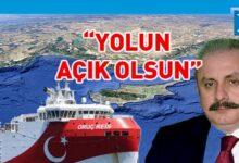Photo of TBMM Başkanı Şentop'tan Oruç Reis paylaşımı