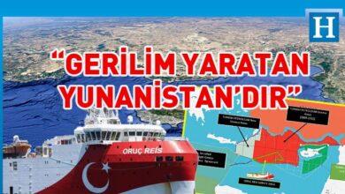 Photo of TC Dışişleri, Oruç Reis'in faaliyet sahasını gösteren haritayı paylaştı