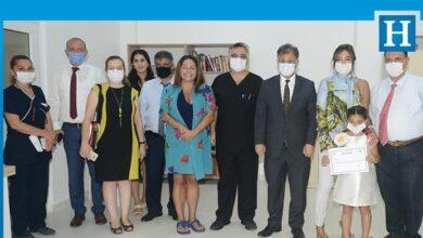 Photo of Özge Taşker Falyalı'dan sağlığa katkı