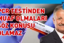 Photo of Sağlık Bakanlığı: Özel izinle gelenlere de de 2. PCR Testi uygulanıyor