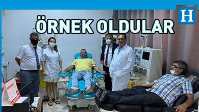 Photo of Gülerman ve Karacan'dan plazma bağışı