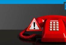 Photo of Gazimağusa Polis Müdürlüğü'nün telefon hatları devre dışı kalacak!
