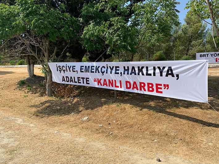 Bayrak Radyo Televizyon Kurumu Çalışanları Sendikası, BRT, BRTK, Ersin Tatar, Toplu İş sözleşmesi