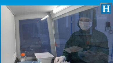 Photo of Rusya'da 30.3 milyondan fazla Kovid-19 testi yapıldı