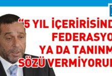 Photo of Denktaş: Kıbrıs Türkü'nün özgüvenini artıracağız