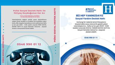 Photo of Sosyal Hizmetler Dairesi Whatsapp Destek Hatları hizmette