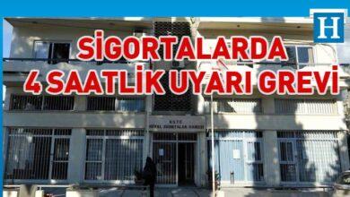 Photo of Sosyal Sigortalar Dairesi'nde yarın uyarı grevi