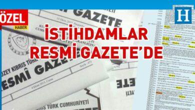 Photo of Sözleşmeli personel istihdamları Resmi Gazete'de