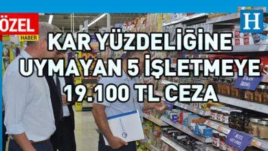 Photo of 56 işyerine 74 bin 299 TL ceza