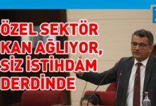 Photo of Erhürman'dan hükümete istihdam tepkisi