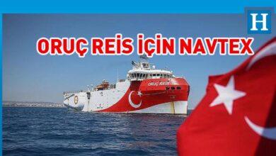 Photo of Türkiye Akdeniz'de Navtex ilan etti