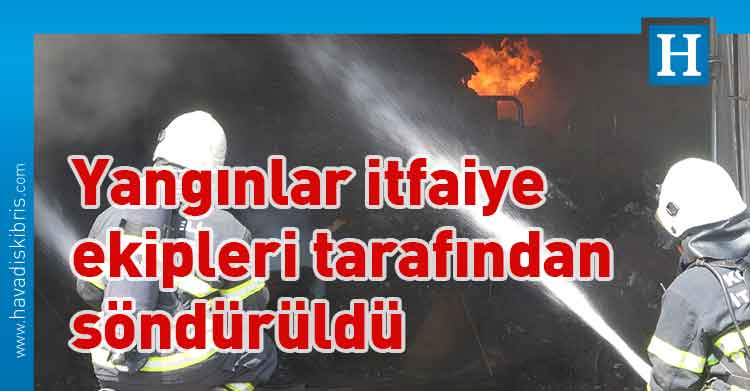 yangın, polis, Mağusa, Holiday Apart,