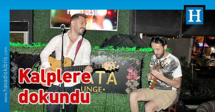 magazin, Girne, Myata Lounge, Mustafa Toprak Özdemir, Serdar Bingol,