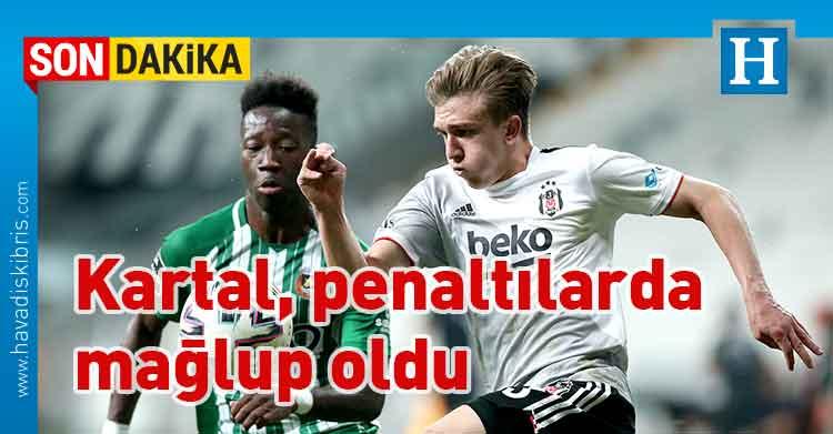 Beşiktaş, Rio Ave, UEFA Avrupa Ligi, UEFA Avrupa Ligi 3. ön eleme maçı