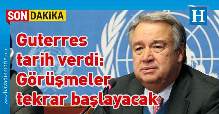 Antonio Guterres, Kuzey Kıbrıs Türk Cumhuriyeti,
