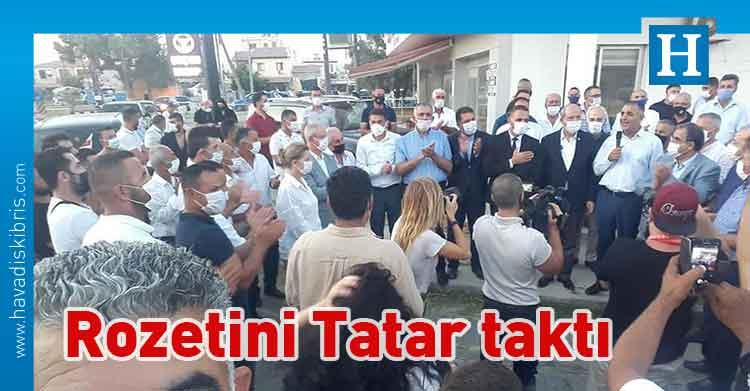 Emrah Yeşilırmak, Ulusal Birlik Partisi, Başbakan Ersin Tatar,