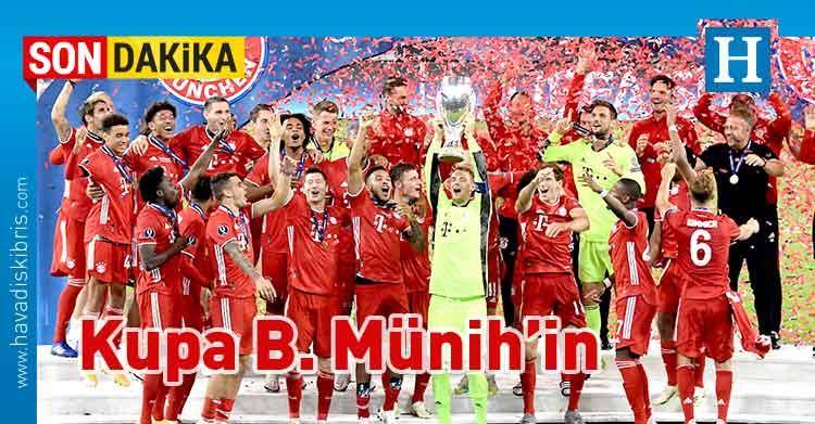 Bayern Münih, Sevilla, UEFA Süper Kupa,