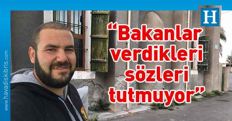 Turunçlu Muhtarı Hüseyin Samancıoğlu