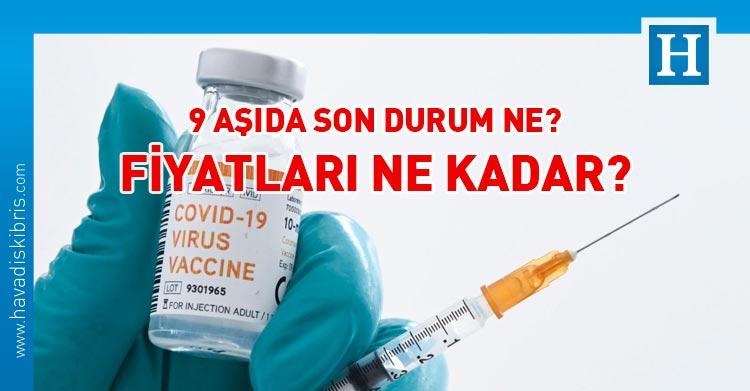 covid-19 aşı fiyatları
