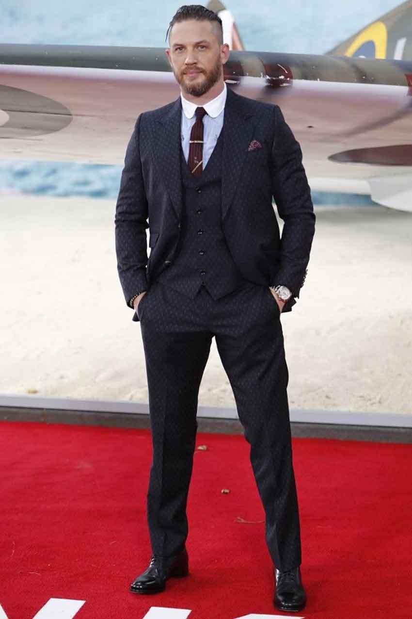 İngiliz oyuncu Tom Hardy, James Bond, No Time to Die,