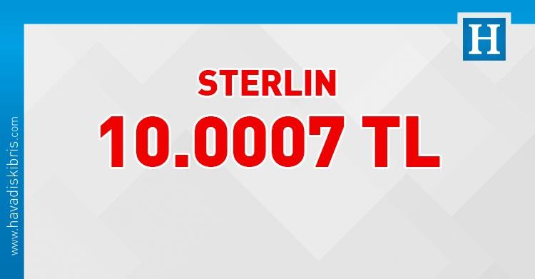 sterlin 10 TL