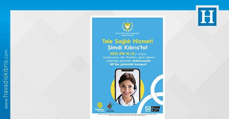 Tele Sağlık hizmeti