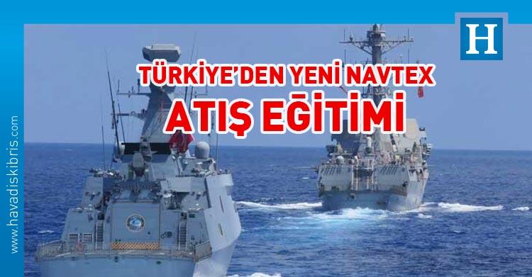 Türkiye navtex