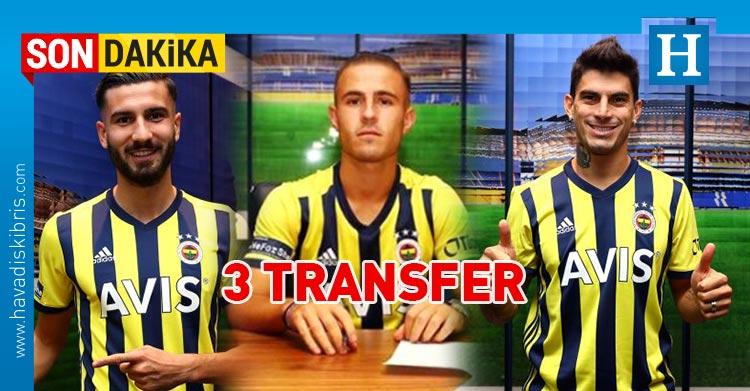 Fenerbahçe, Diego Perotti, Dimitrios Pelkas, Kemal Ademi, transfer,