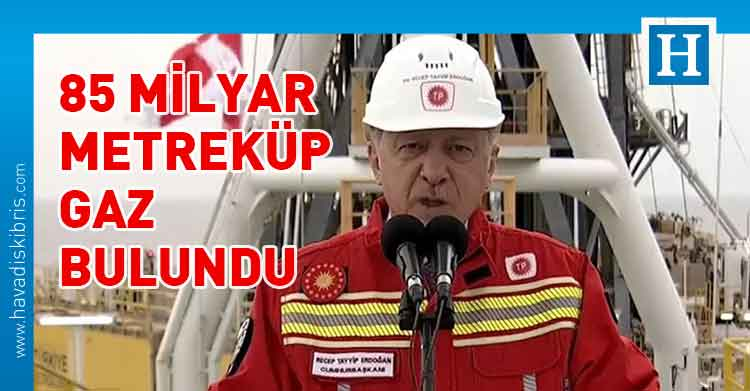 Recep Tayyip Erdoğan, Karadeniz, Fatih sondaj gemisi, Türkiye,