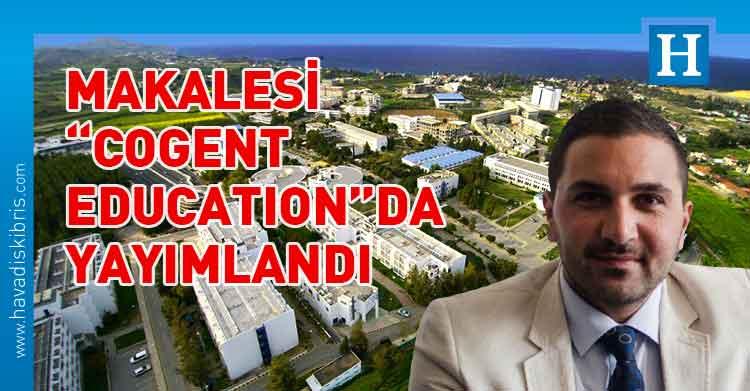 Emre Debreli, Yabancı Diller Eğitimi Bölüm Başkanı Doç. Dr. Emre Debreli, Lefke Avrupa Üniversitesi,