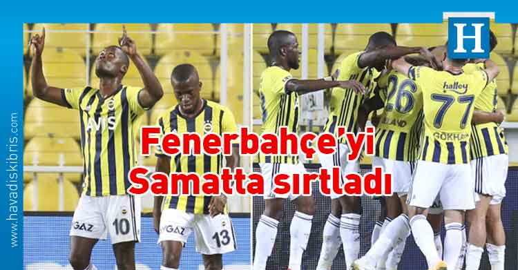 Fenerbahçe, Türkiye, Fatih Karagümrük, Mbwana Samatta,