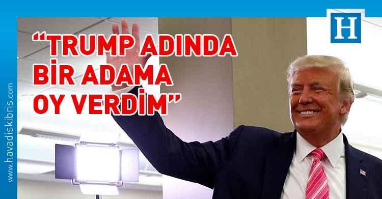 ABD Başkanı Donald Trump, Donald Trump, ABD, oy,
