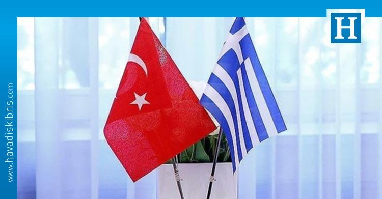 Türkiye - Yunanistan toplantı