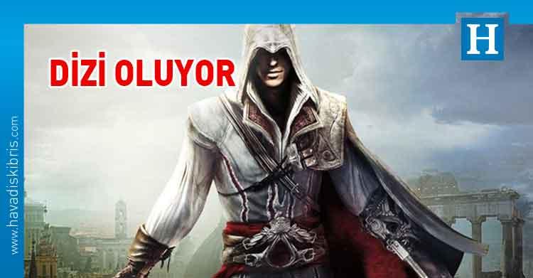 Assassin's Creed, dizi, Jason Altman,