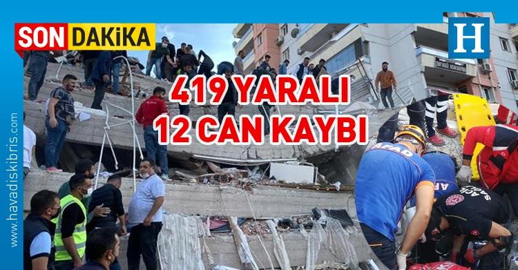 İzmir seferihisar deprem