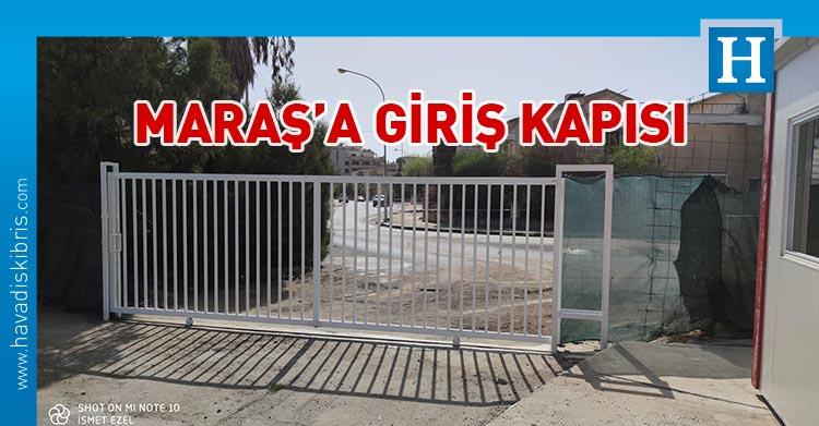 Maraş'a yeni kapı