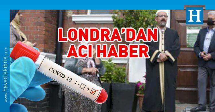 Londra kıbrıslı türk covid-19