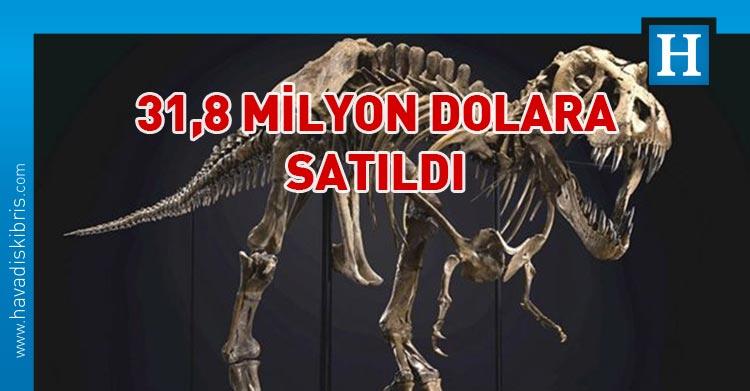 T-Rex fosili