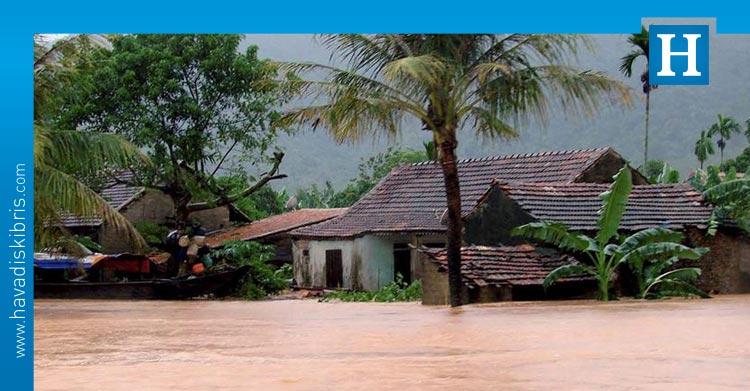 Vietnam'da aşırı yağışlar