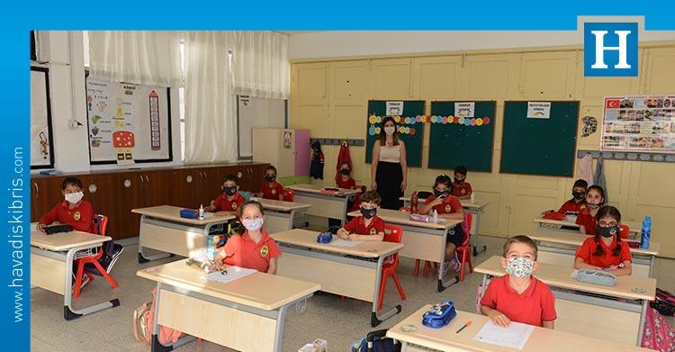 Yedidalga İlkokulu'nda eğitime başlandı