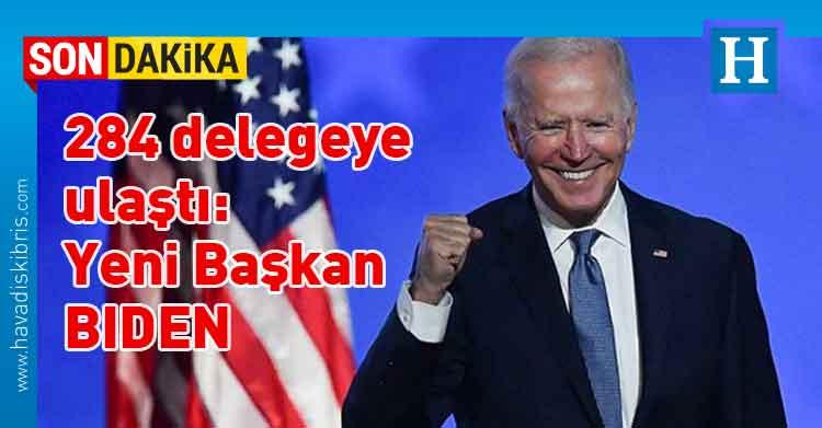 ABD, Joe Biden, Amerika, seçim, Trump, delege, başkan
