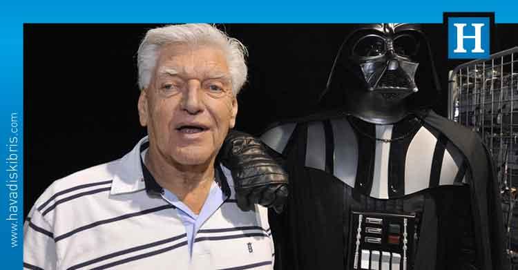 Darth Vader, David Prowse