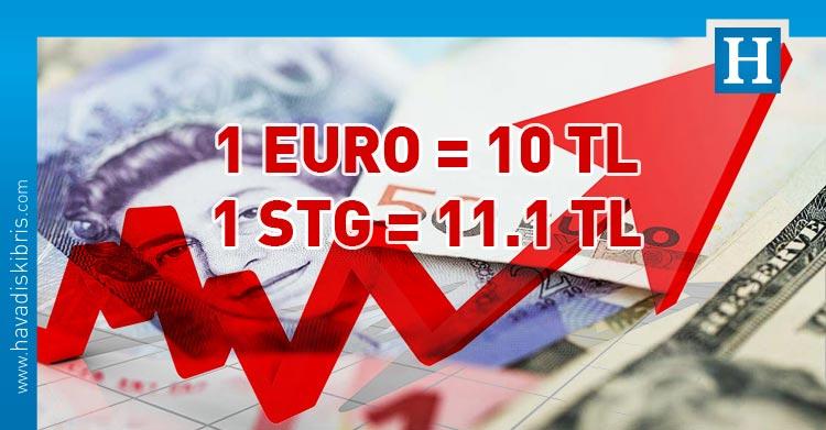 1 euro 10 tl