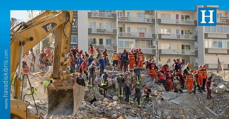 İzmir deprem
