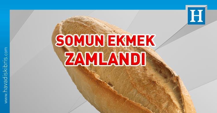 somun ekmeğin fiyatı