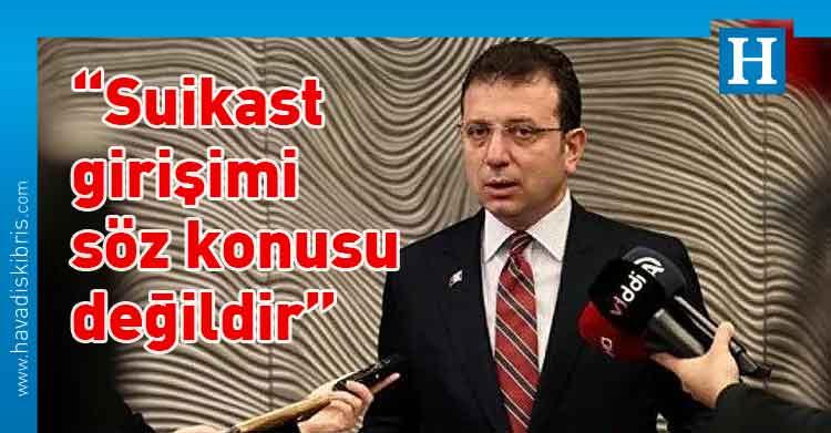 Ekrem İmamoğlu suikast